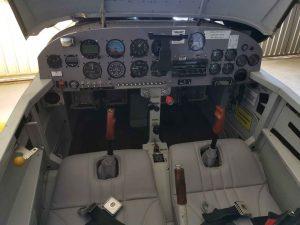 HRV cockpit