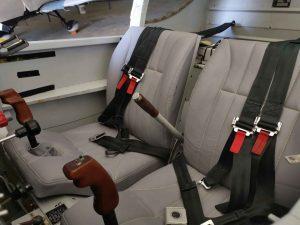 HRV seats